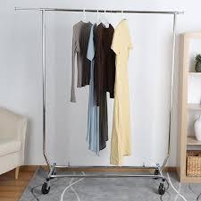 better homes u0026 gardens deluxe collapsible garment rack walmart com