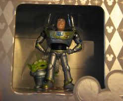 disney d23 exclusive 25th anniversary buzz lightyear ornament ebay
