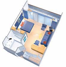 royal caribbean floor plan mariner of the seas grand suite 1 bedroom stateroom