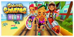 subway surfer apk subway surfers miami modded apk unlimited coins techglen