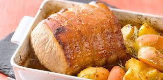 comment cuisiner roti de porc rôti de porc au miel facile et pas cher recette sur cuisine actuelle