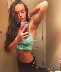 Billi Mucklow s hairy armpits  Andy Carroll shares delightful snap     Quora Marianne first noticed excess facial hair when she was      I suddenly  started to