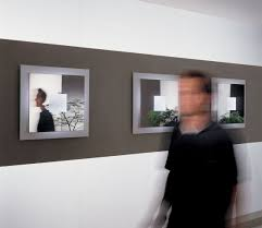 contemporary wall light metal methacrylate led tum tech oty