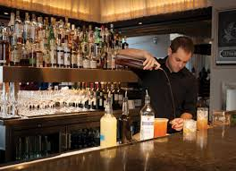 ella dining room bar