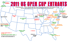 Orlando City Map by 2011 Lamar Hut Us Open Cup Brackets Out Possible Matchups For Fc