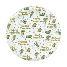 passover paper plates blue passover seder ornate 9 inch paper plate zazzle