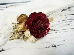 wedding flowers groom brown burgundy rustic wedding rustic boutonniere corsage