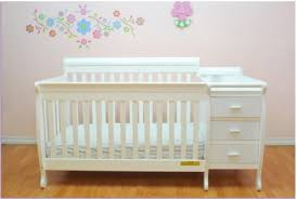 baby crib with changing table plans affordable tables