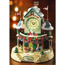 mr christmas mr christmas animated time box 165299 musical