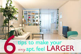 how to make a small room feel bigger 6 clever tips to make your tiny apartment feel larger inhabitat