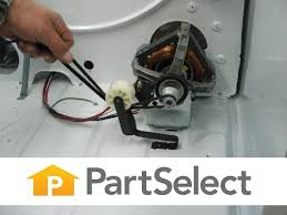 how to replace a dryer belt on whirlpool models partselect com