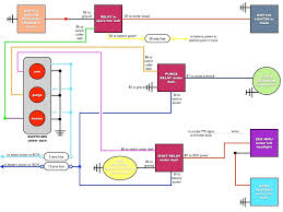 msd ignition wiring diagrams lively nitrous express diagram