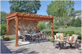 Pergola Backyard Ideas by Backyards Impressive Balcony Pergola Design Hardwood Home