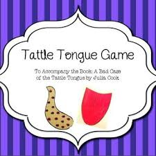 Tattle Tongue Coloring Page Free Download Tattle Tongue Coloring Tattle Tongue Coloring Page