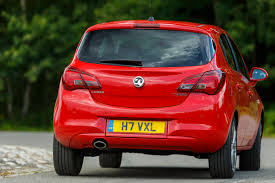 vauxhall colorado vauxhall unveils all new 2015 corsa gm authority