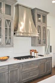 seeded glass kitchen cabinet doors seeded glass cabinet doors on gray cabinets transitional
