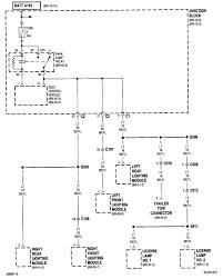 wiring diagram 1994 jeep cherokee tail light winkl