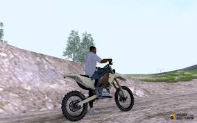 motocross vs atv bike of the mx vs atv reflex for gta san andreas
