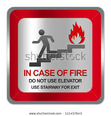 evacuation sign stock images royalty free images u0026 vectors