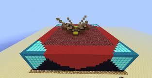 Minecraft Enchanting Table Bookshelves Big Enchantment Table Read Desc Plz Minecraft Project
