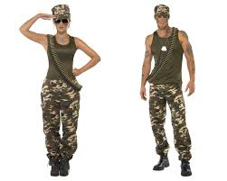 Halloween Army Costumes Army Costumes Costume Party Army