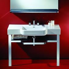 Bathroom Console Vanity Consoles For Bathrooms Modern Vintage Art Deco