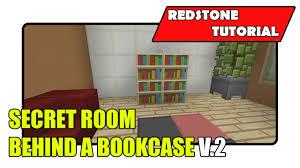 secret room behind a bookcase v 2 minecraft xbox tu20 playstation