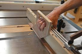 How To Use Table Saw Shop Safety Make Your Own Push Sticks U0026 Hold Downs