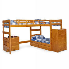 L Shaped Loft Bed Plans Bedroom Amazing Best Twin Over Full Bunk Bed With Trundle