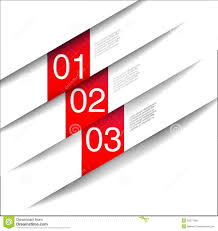 abstract line background design template stock vector image