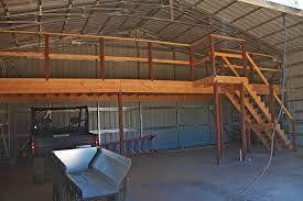 Shop Plans With Loft by Metal Building Loft Garage Shop House Plans 53398