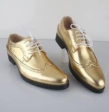 wedding shoes for groom new arrivals gold groom wedding shoes men s prom shoes leather