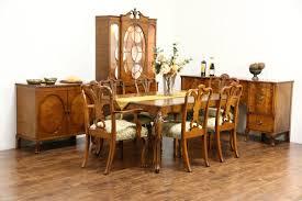 sold sideboard server or buffet 1940 u0027s vintage carved olive