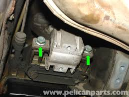 mercedes benz w210 transmission mount replacement 1996 03 e320