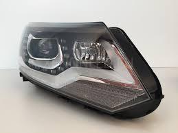 tiguan volkswagen lights volkswagen tiguan 2011 2015 ahl xenon headlights xenonled eu