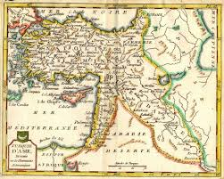 Maps Of Eastern Europe by Collection Of 7 Ancient Geographic Maps Asia And Eastern Europe