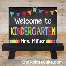 classroom welcome sign teacher chalkboard sign class welcome