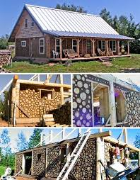 build homes best 25 cordwood homes ideas on earthship home