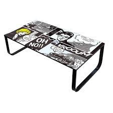 Wohnzimmertisch Zu Verkaufen Stylischer Couchtisch Pop Art Retro Comic 105 Cm Tisch