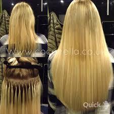 Hair Extensions With Keratin Bonds by Russian Brazilian Indian Virgin Remi Micro Rings Keratin Bonds