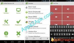 unified remote apk unified remote v3 0 25 apk downloader of android apps and