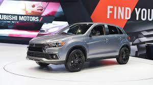 2017 mitsubishi outlander sport custom mitsubishi polishes the outlander sport for new limited edition