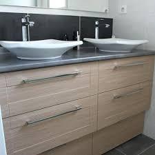 vasque cuisine à poser meuble de salle bain avec vasque et miroir 85cm dart web a poser
