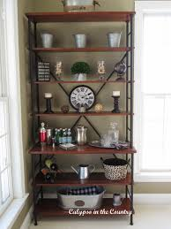 Ballard Bookcase Thanksgiving Touches Around The House Calypso In The Country