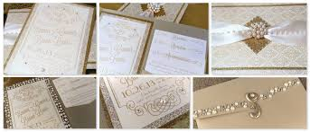 gatsby wedding invitations planning a great gatsby wedding deco style box