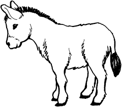 march coloring pages printable free printable donkey coloring pages for kids