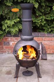 Garden Chiminea Sale Garden Chimineas Outdoor Chimineas