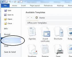 resume templates word 2007 inspirational microsoft office resume
