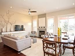 ideas of small living room dining room combo modern interior