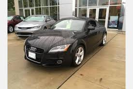 audi dealers cleveland ohio used audi tt for sale in cleveland oh edmunds